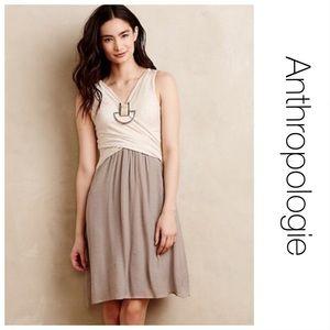 Anthropologie Amadi Wrap Front Dress S